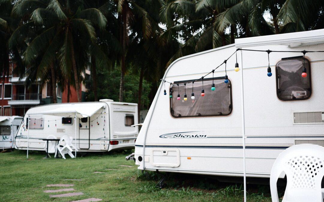 85% of caravan and motorhome owners name their vehicles